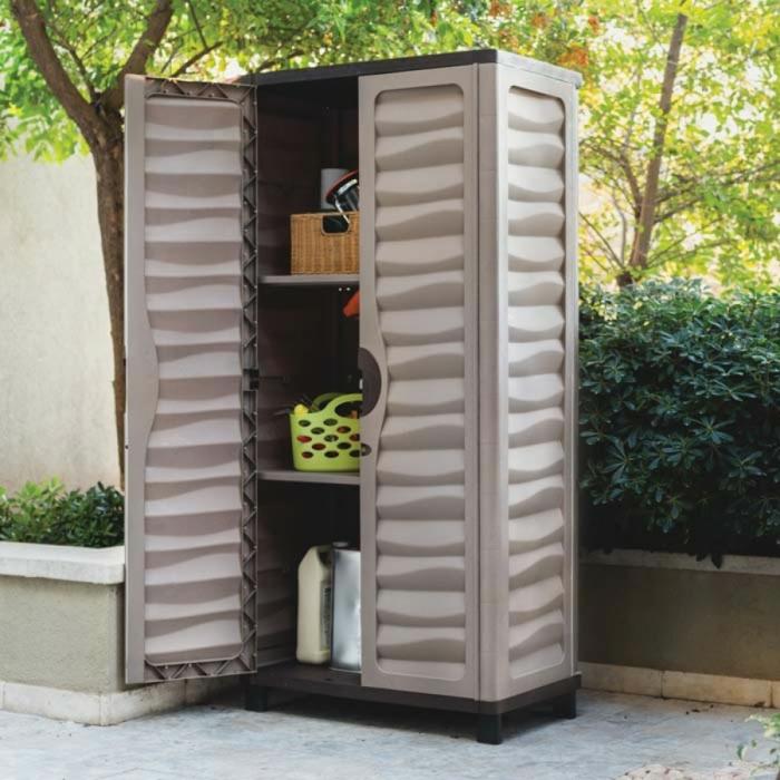 mobili da giardino suggerimento originale funzionale pratico moderno