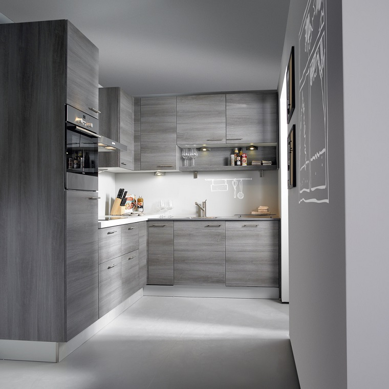 Cucina Piccola Ad Angolo. Come Arredare Una Cucina Piccola With ...