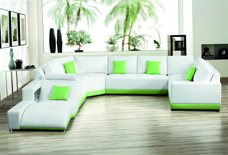 mobili moderni ispirazione salotto