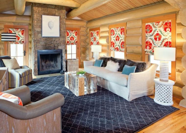 mobili salotto idea fresca particolare decorazioni originali