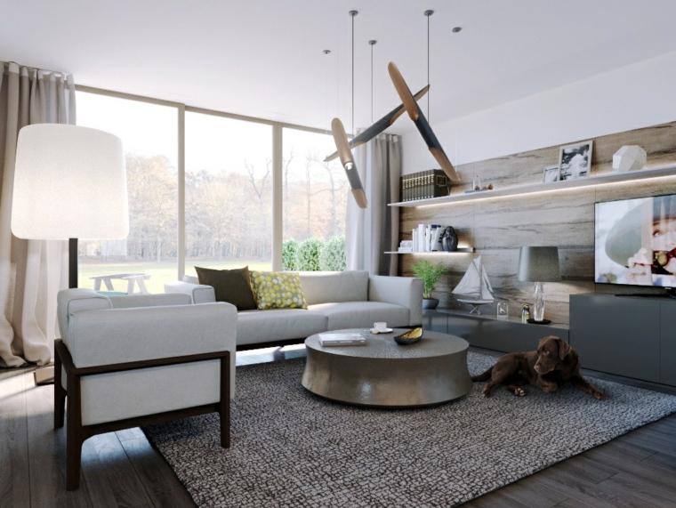 mobili salotto idea fresca vivace design moderno