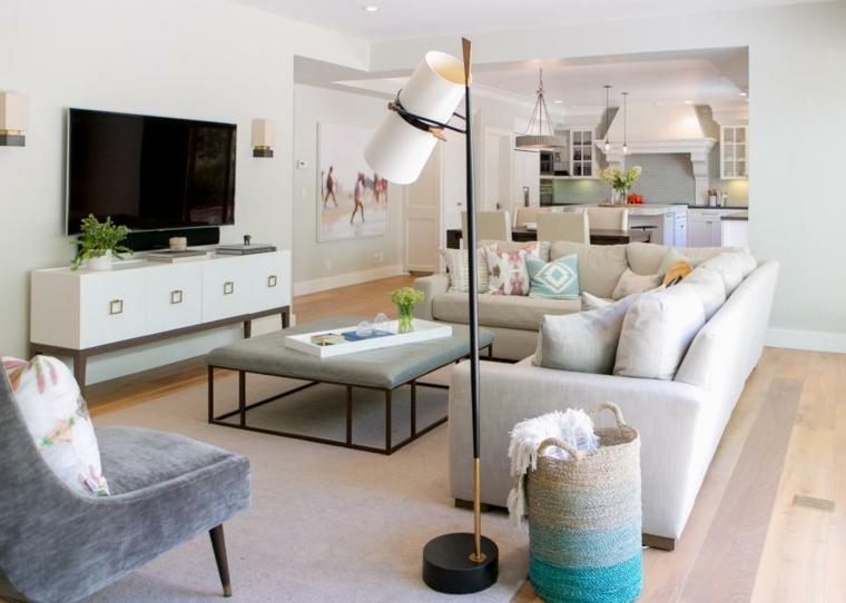 mobili salotto idea fresca vivace originale design moderno