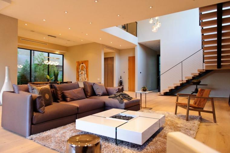 mobili salotto idea originale soggiorno moderno
