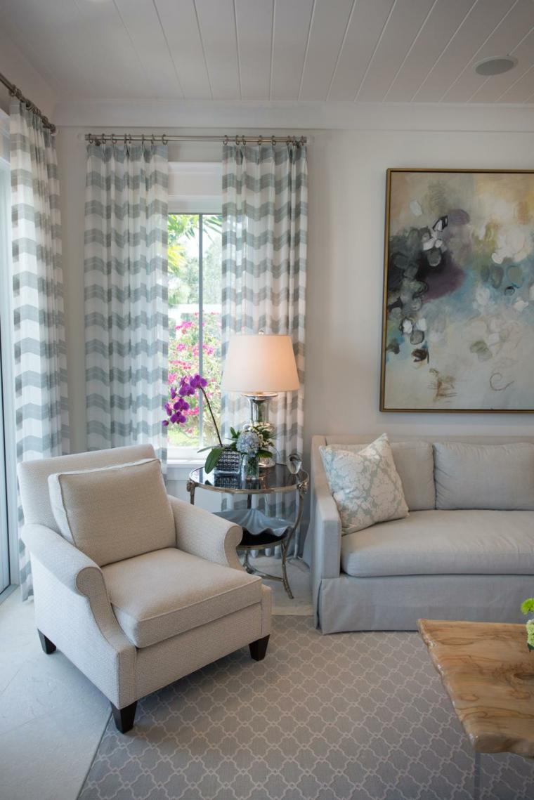 mobili salotto proposta semplice pulita fresca