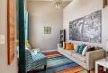 Mobili stile contemporaneo per l'arredo del soggiorno: eleganza e funzionalità