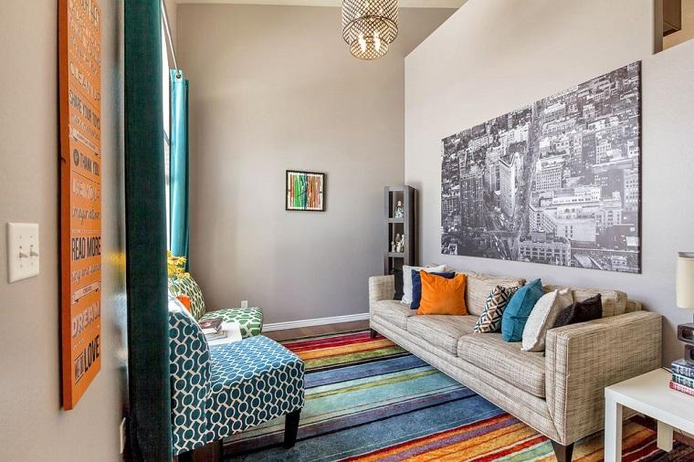 Mobili stile contemporaneo per l 39 arredo del soggiorno eleganza e funzionalit - Stile contemporaneo mobili ...