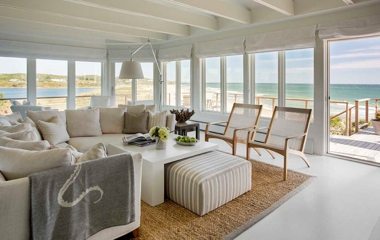 Mobili stile contemporaneo per l\'arredo del soggiorno: eleganza e ...