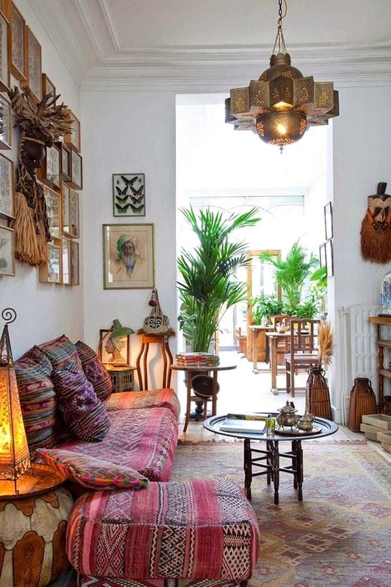 moda hippie idea interior design