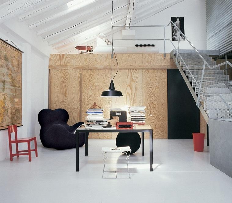 monolocale con soppalco idea arredamento studio design