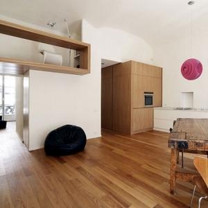 Monolocale con soppalco: un tocco originale per il vostro interior design