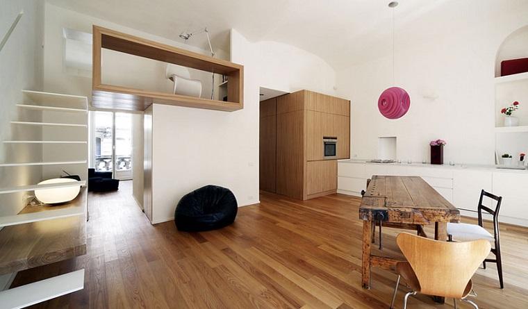 Monolocale con soppalco un tocco originale per il vostro interior