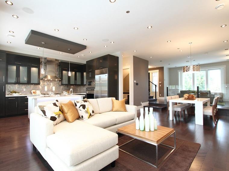 open space arredamento moderno elegante