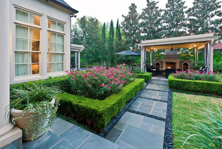 paesaggi proposta fresca vivace particolare giardino