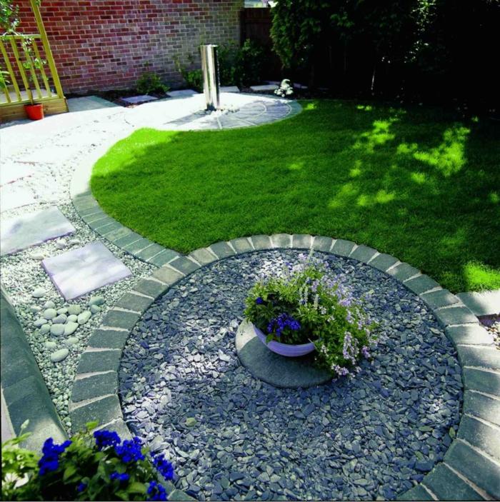 paesaggi suggerimento verde fresco vivace giardino