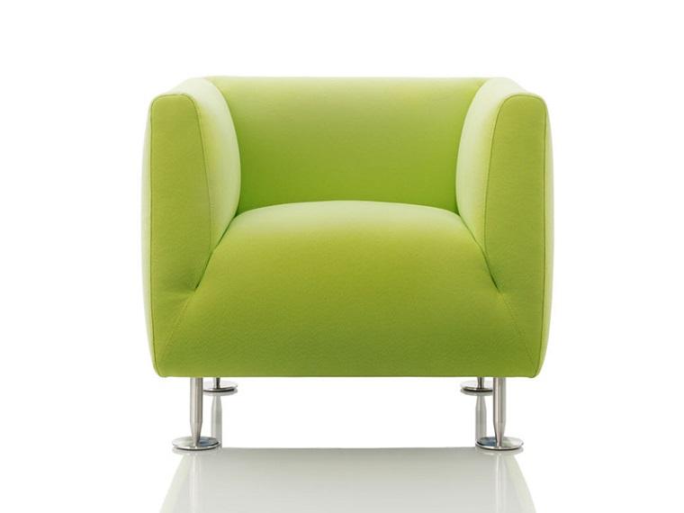 pantone verde poltrona design elegante