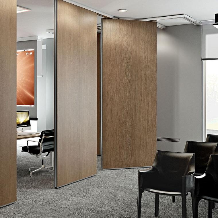 parete divisoria dividere ambiente design