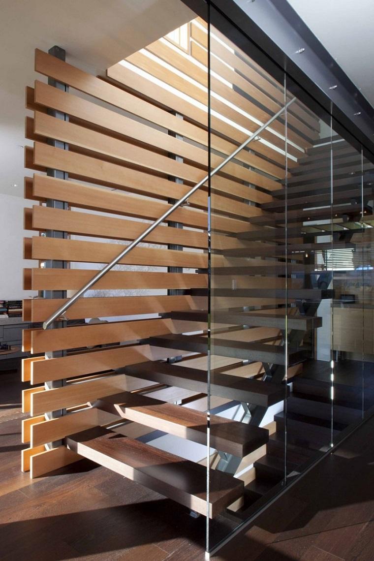 Parete In Vetro E Legno : Parete divisoria in legno soluzione d avanguardia per la