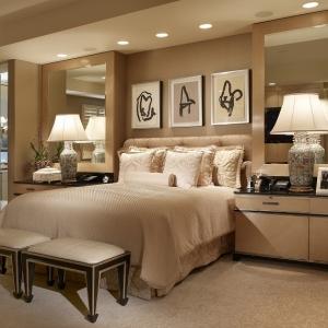 Pareti beige: tante sfumature, un'unica eleganza per living e camere