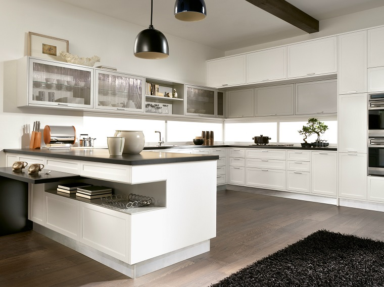 Cucina con penisola ecco come creare ancora pi comfort e for Cucina planner