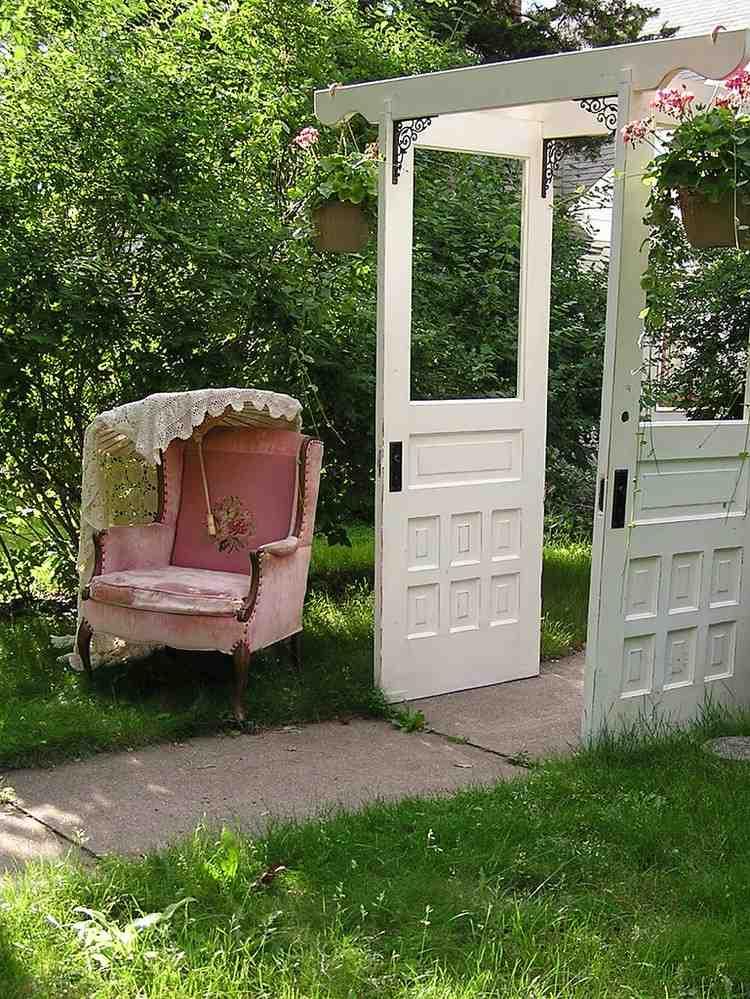 Decorazioni giardino ecco alcune idee fresche e chic - Idee decorazioni giardino ...