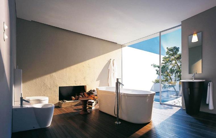 Sala Da Bagno Moderna : Bagno moderno: 100 idee e soluzioni di design per un ambiente