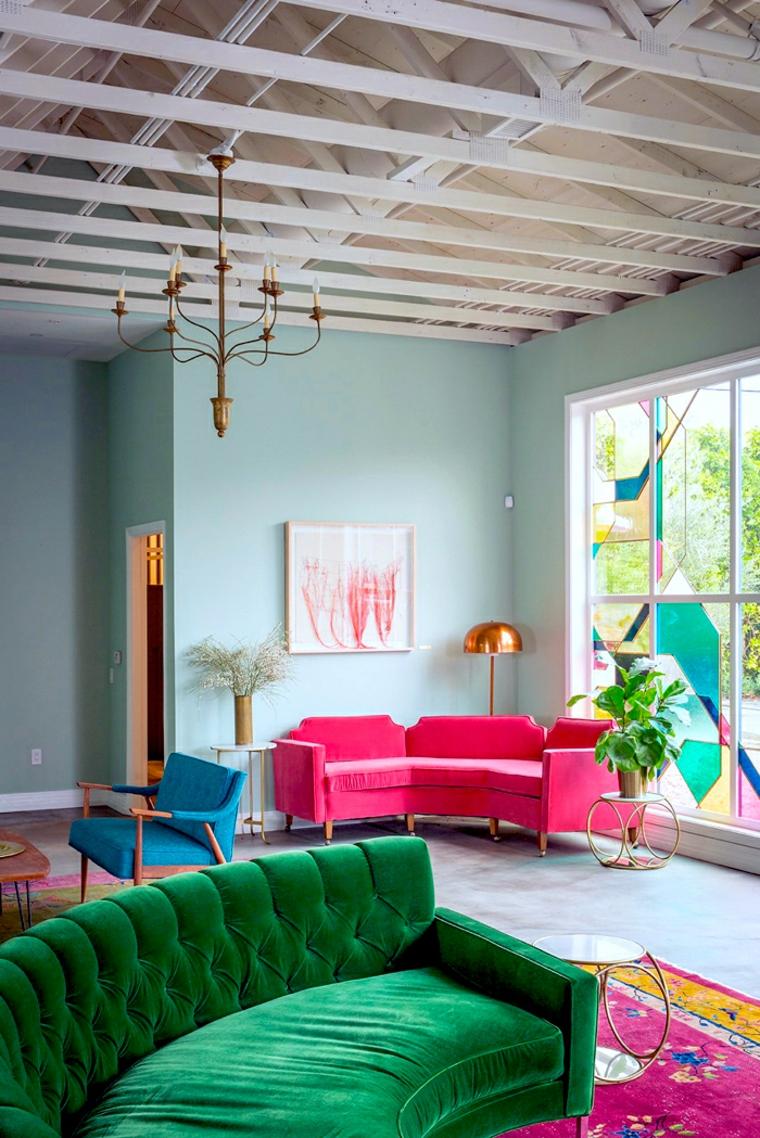 Come arredare un salotto belli funzionali ideali per ogni gusto e stile for Soggiorno arredato