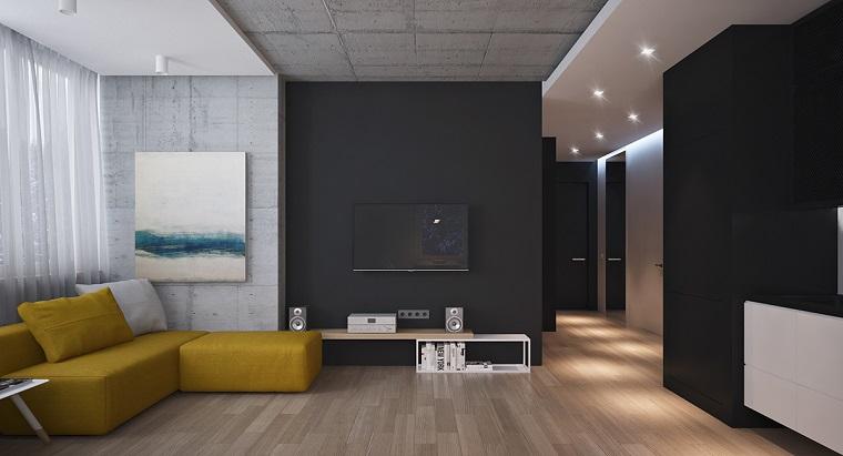 Awesome Soggiorno Arredato Gallery - Idee Arredamento Casa ...