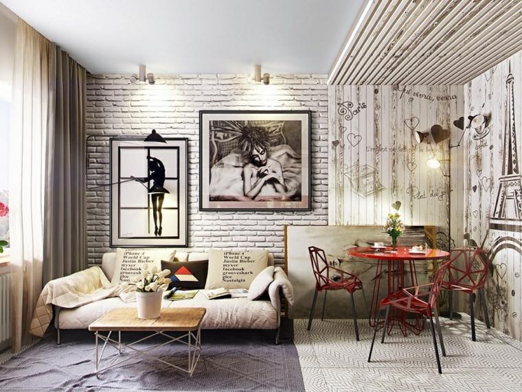 soggiorno moderno proposta particolare interessante chic