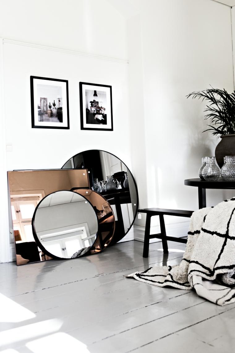 Specchi moderni: ecco idee davvero originali per la vostra camera da ...