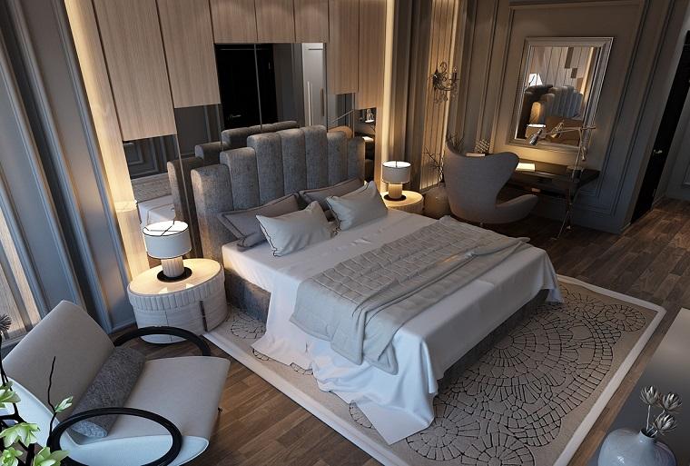 Stanza da letto 12 modi arredare la zona notte con un for Arredamento stanza da letto moderno