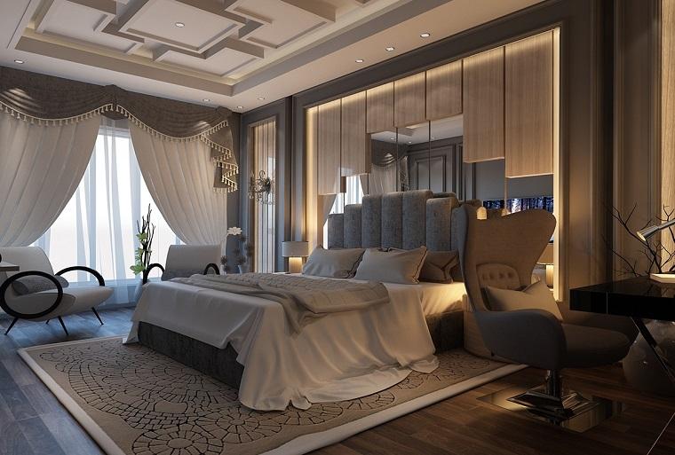 Stanza da letto 12 modi arredare la zona notte con un for Arredamento camera da letto design