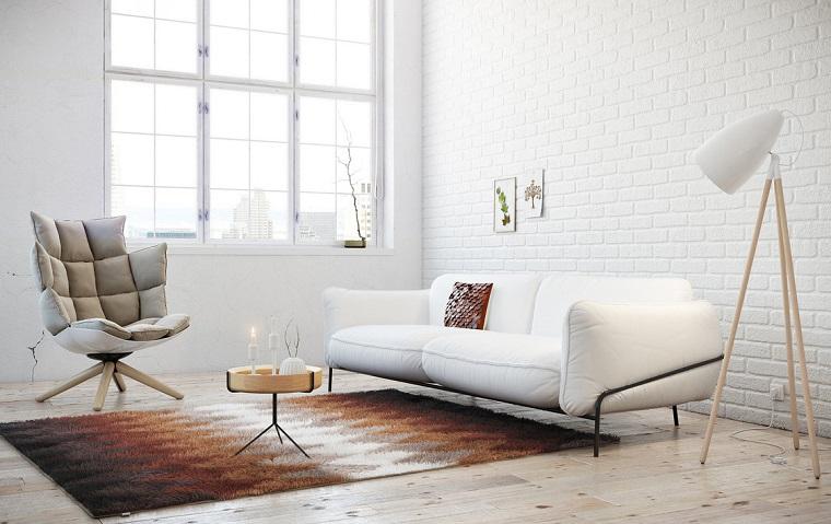 stile nordico proposta minimal living