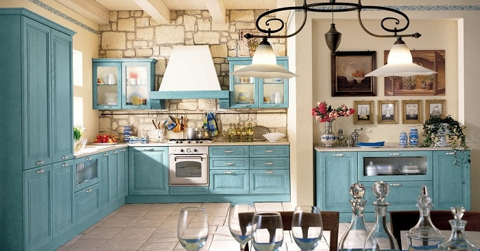Beautiful Cucine Stile Francese Gallery - acrylicgiftware.us ...