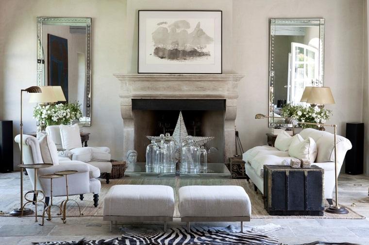 stile provenzale-living-toni-grigio