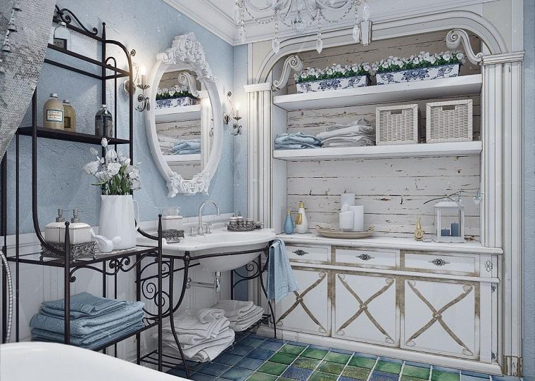 Bagno Stile Romantico : Arredamento bagni romantici nuovi romantici ecco il bagno