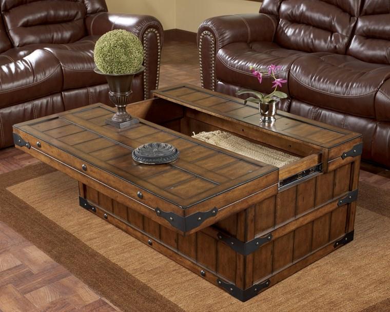 tavolino legno semplice originale chic fai da te