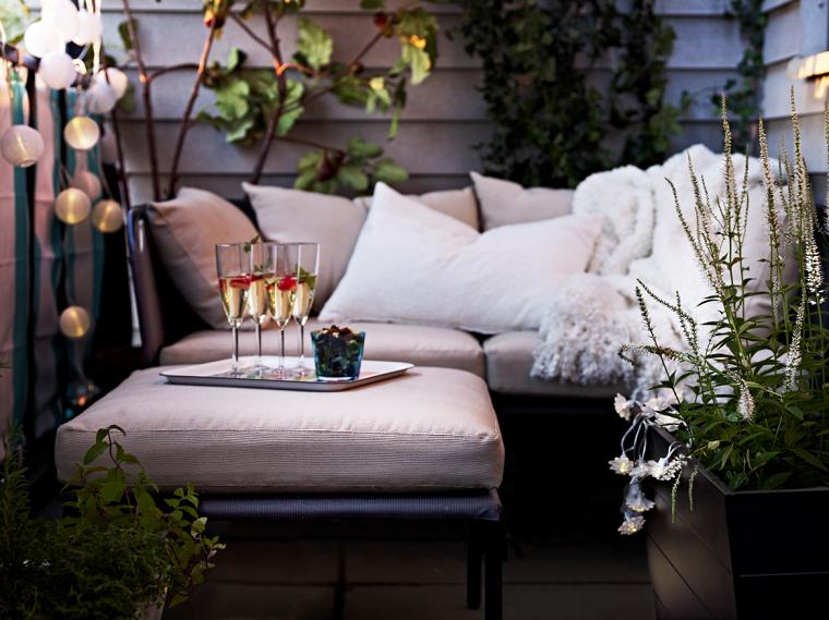 terrazzi e balconi idea divano