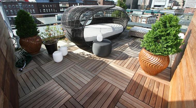 terrazzi e balconi proposta design