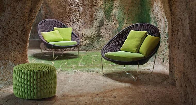 verde pantone idea arredo esterno