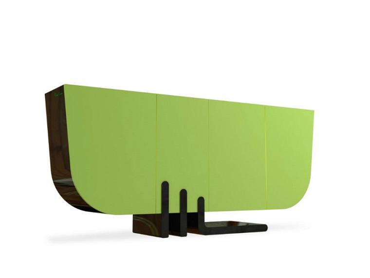 verde pantone proposta console originale