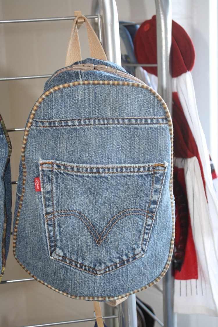 strappare jeans suggerimenti davvero particolari per il riciclo. Black Bedroom Furniture Sets. Home Design Ideas