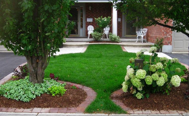 Aiuole per giardino tante composizioni piene di colori brillanti