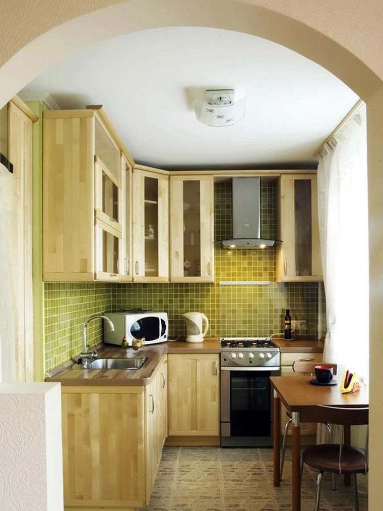 Angolo cottura: tutto il necessario anche in uno spazio ridotto ...