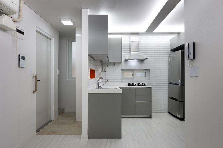 angolo-cottura-monolocale-stile-moderno