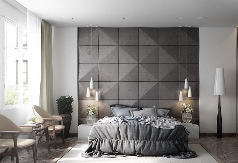 arredamento-camera-da-letto-stile-classico-grigio