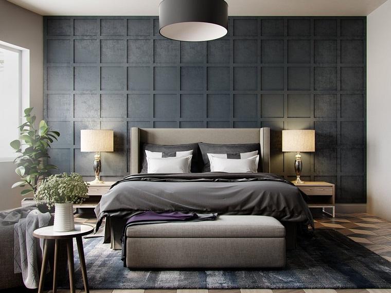 arredamento-camera-da-letto-stile-contemporaneo-grigio