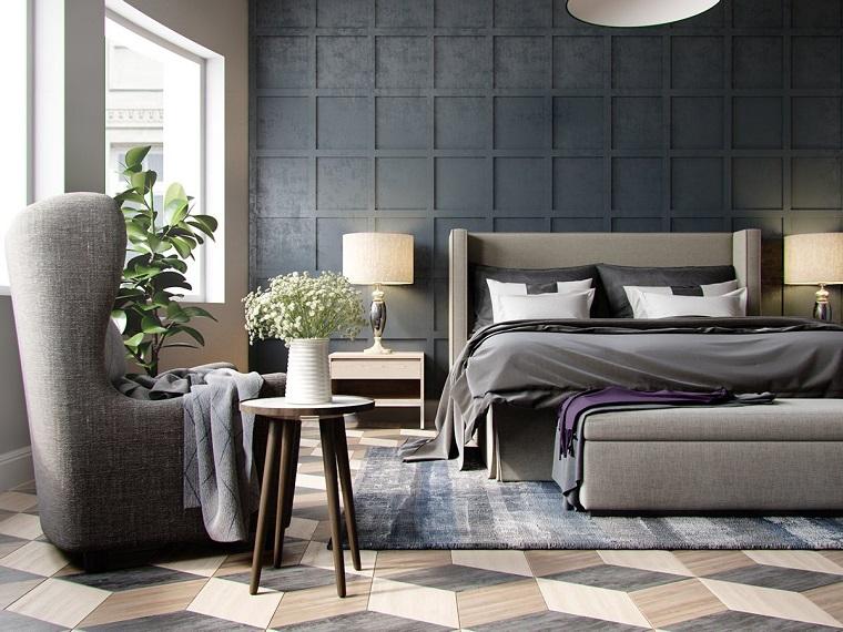 arredamento-classico-moderno-camera-toni-grigio