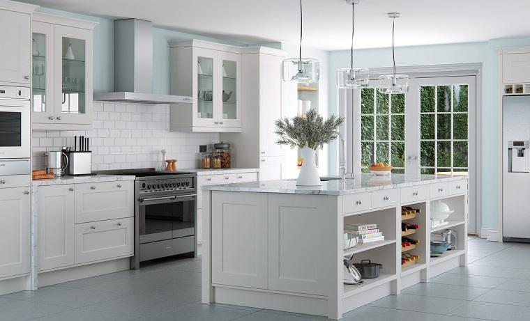 Stile classico moderno: idee ad hoc per ogni stanza della casa ...