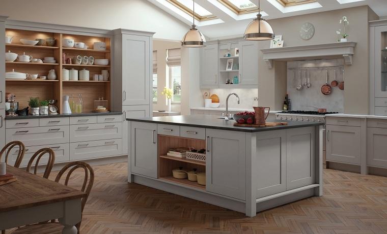 Best Cucine Stile Classico Moderno Contemporary - Design & Ideas ...