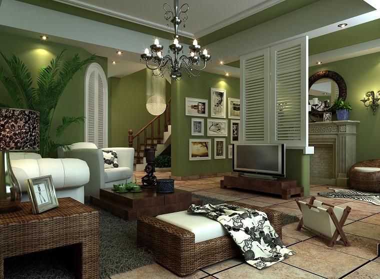 arredamento-salotto-mobili-classici-legno